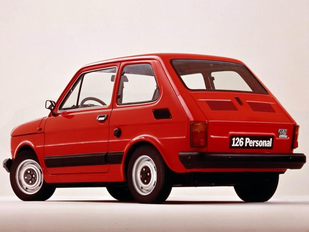 Fiat 126 650