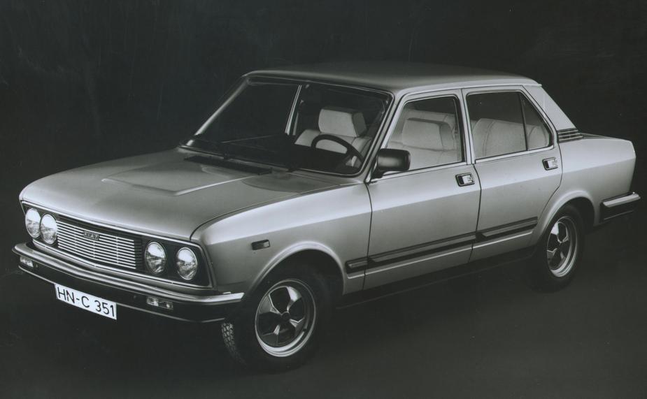 Fiat 132 Diesel 2000