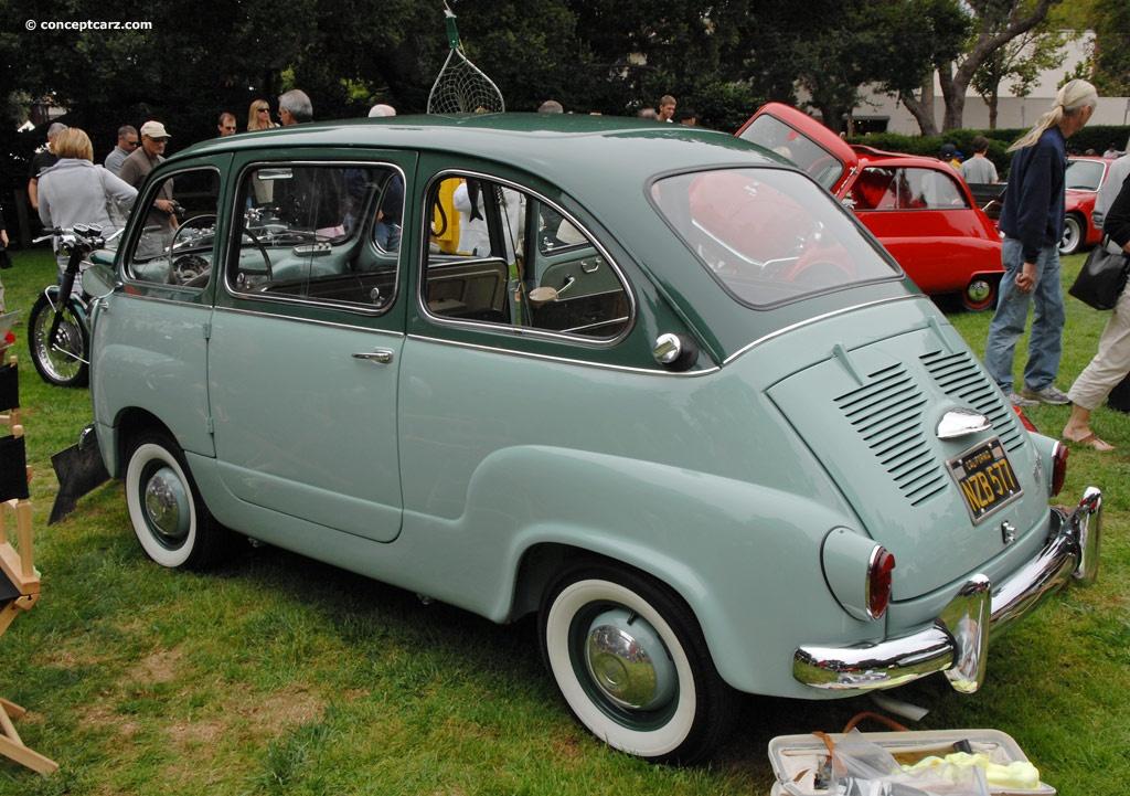 Fiat 600D Multipla
