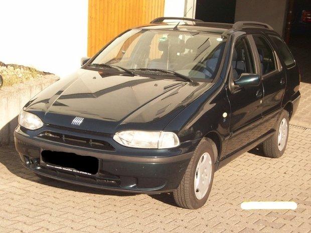 Fiat Palio Weekend 75
