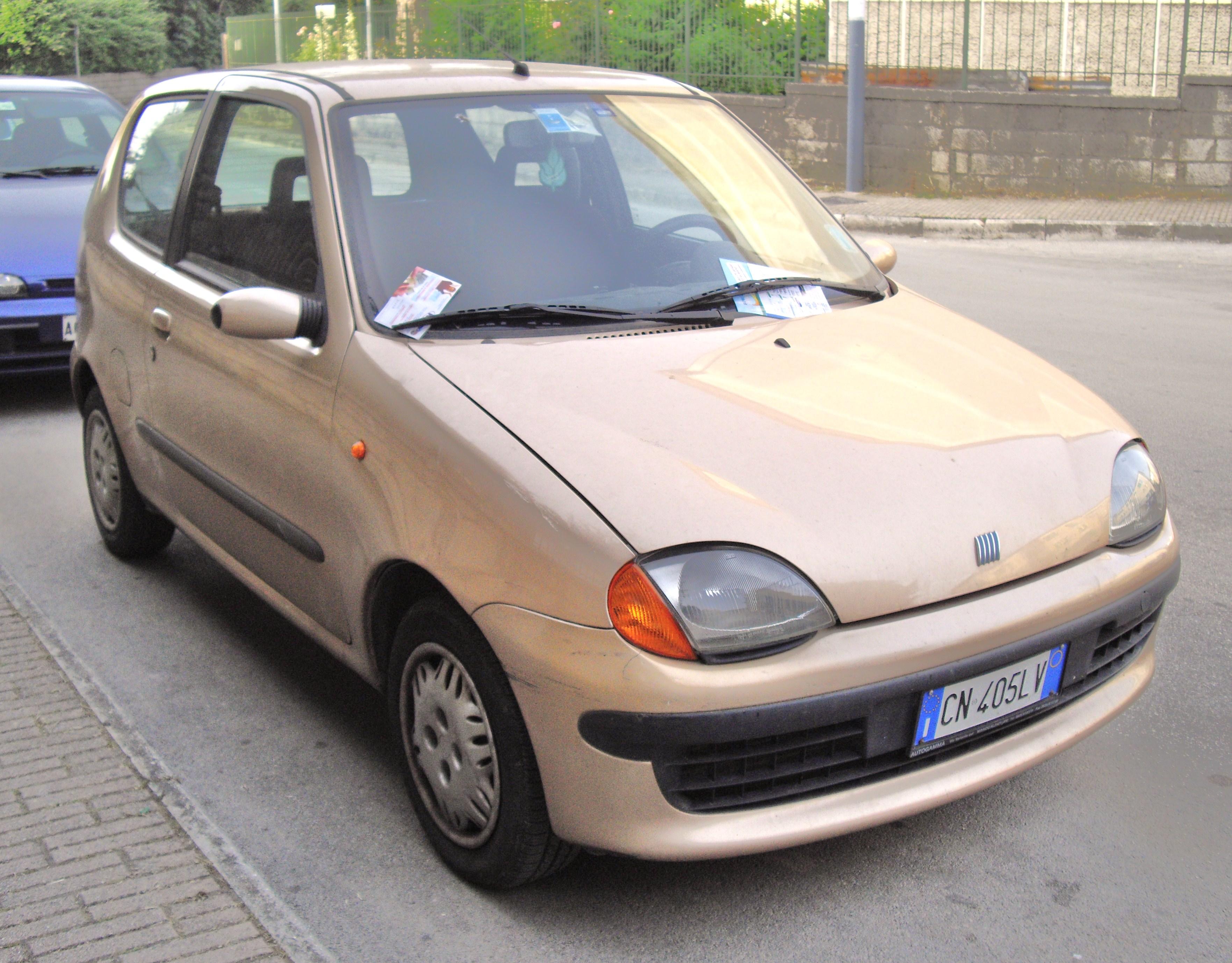 Fiat Seicento Suite