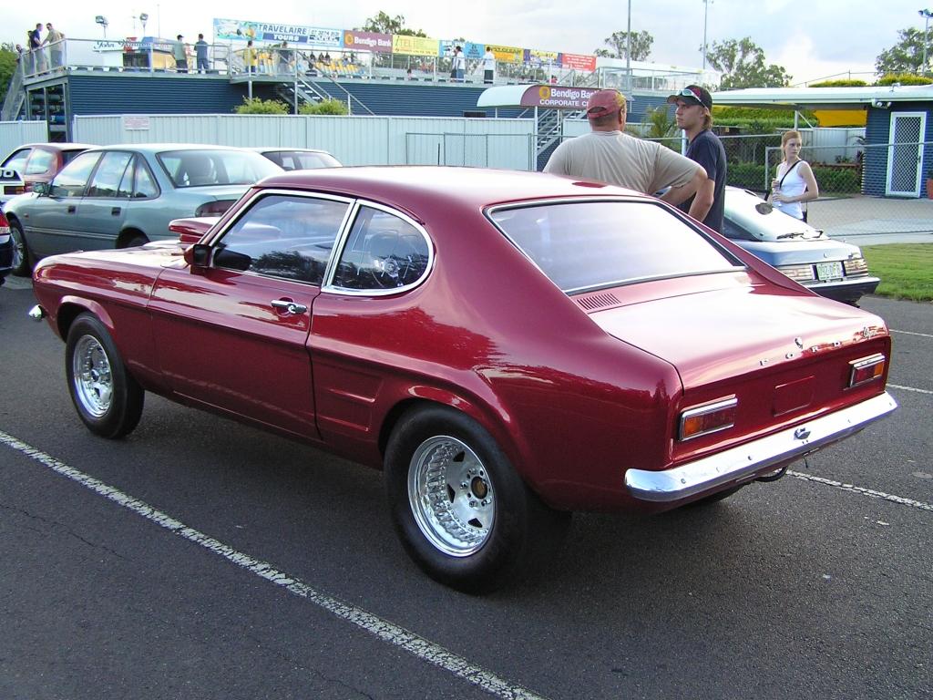 Ford Capri 2000 S