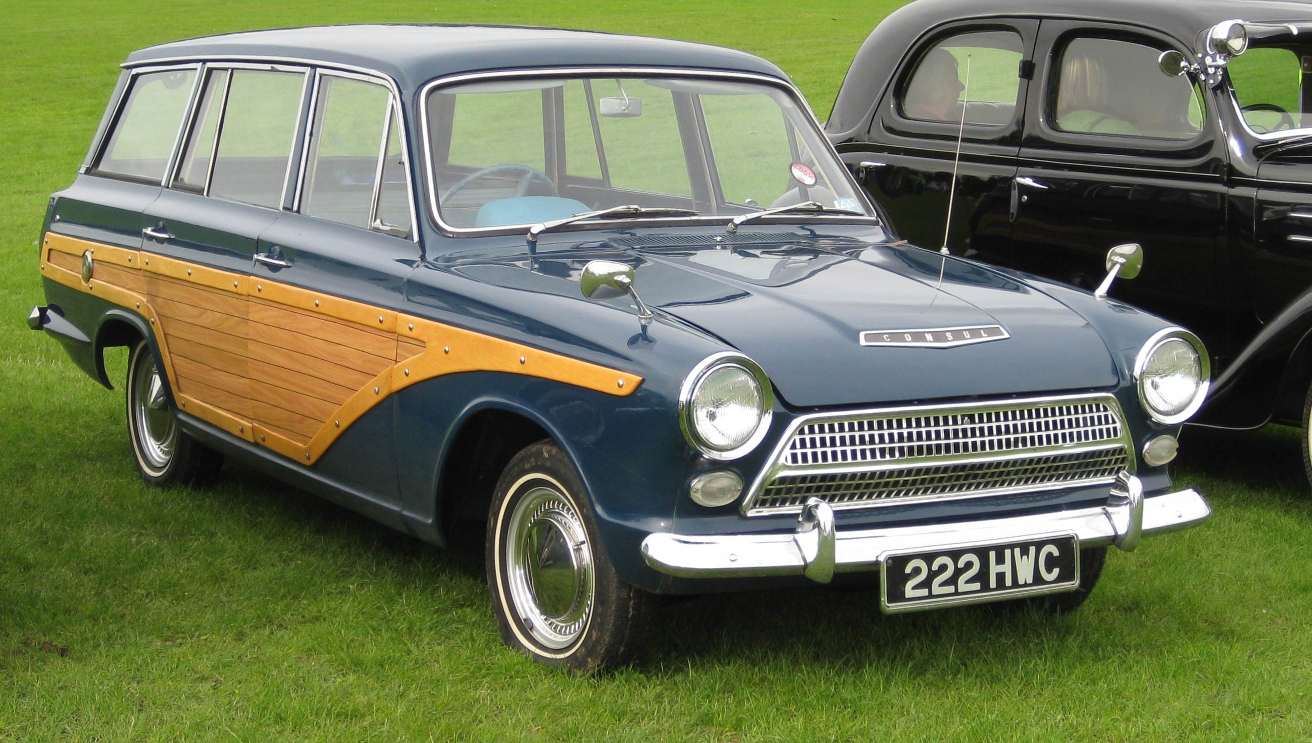 Ford Consul Cortina