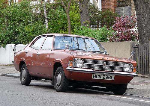 Ford Cortina 1300