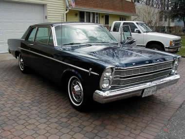 Ford Custom