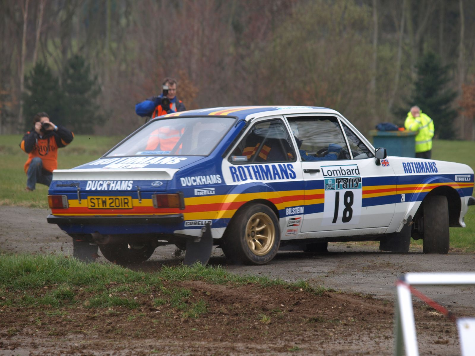 Ford Escort RS 1800