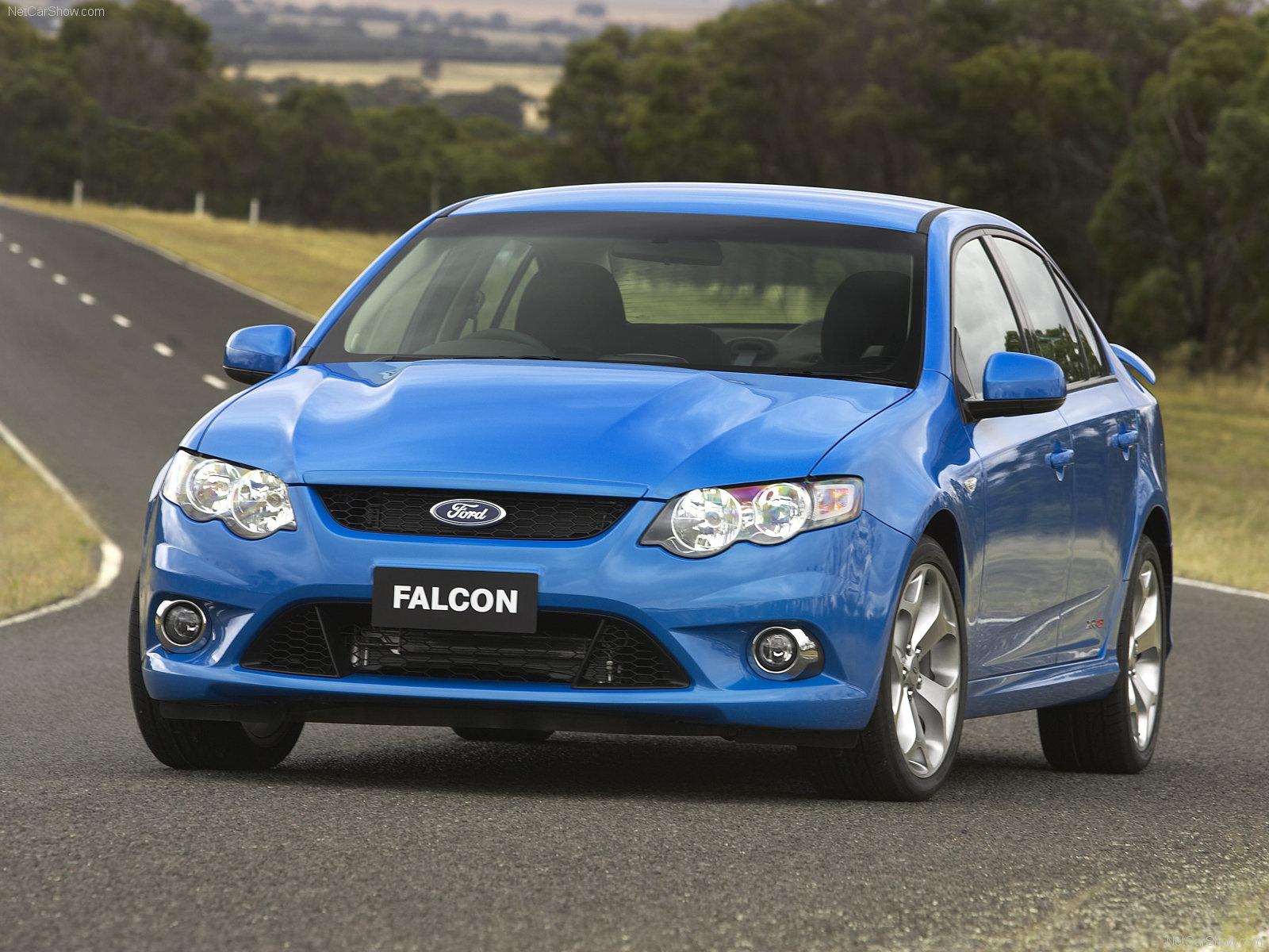 Ford Falcon XR 8