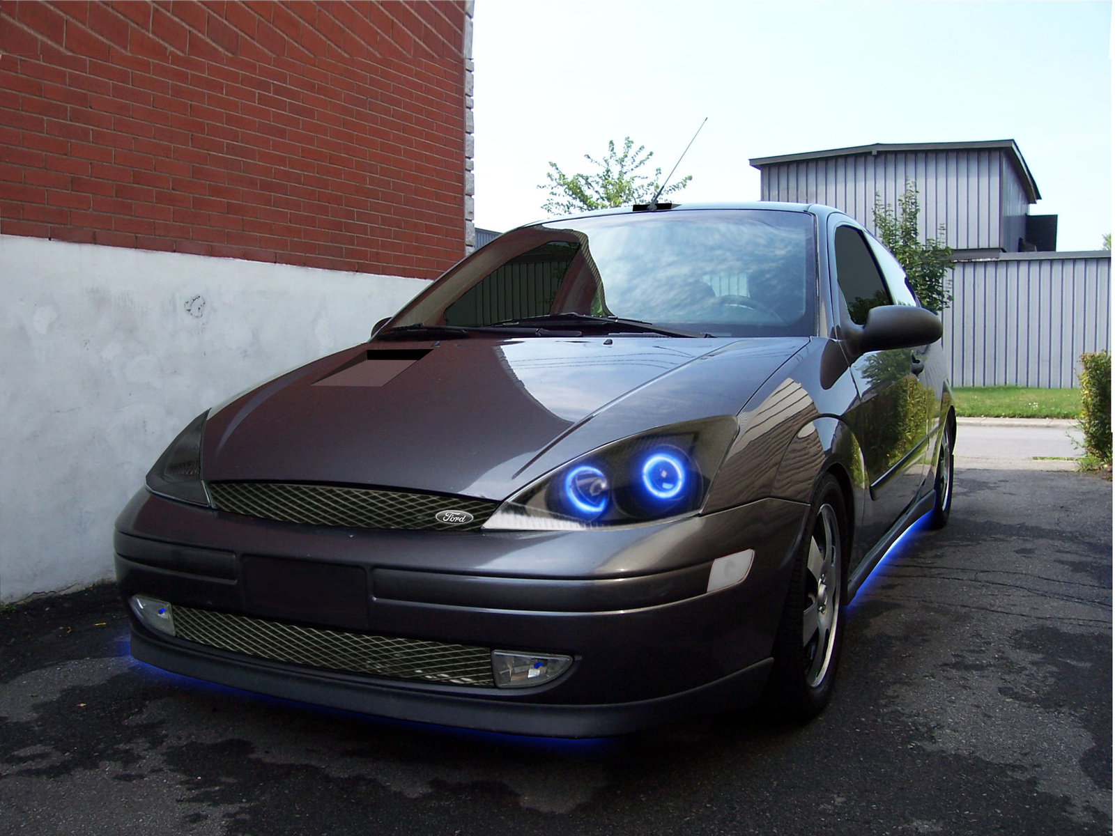 Ford Focus ZX3 S