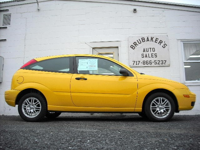 Ford Focus ZX3 SE
