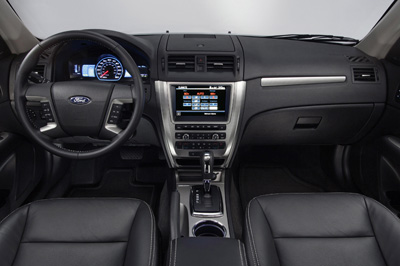 Ford Fusion S