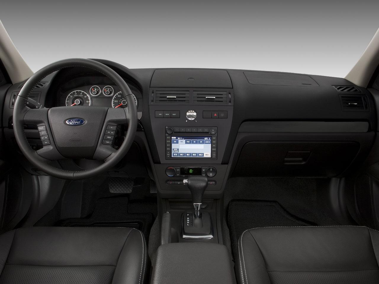 Ford Fusion V6 SEL