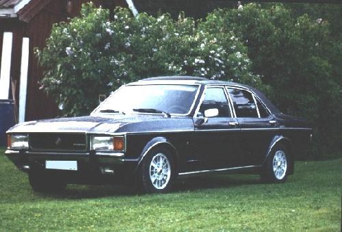 Ford Granada 2600