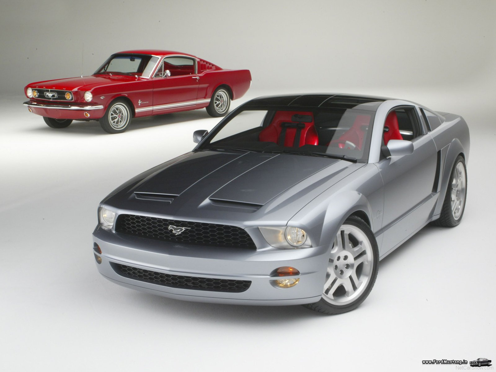Ford Mustang GT Coupe