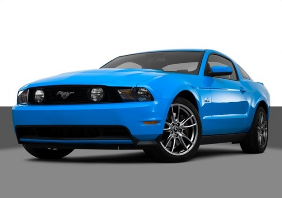 Ford Mustang GT Premium Coupe