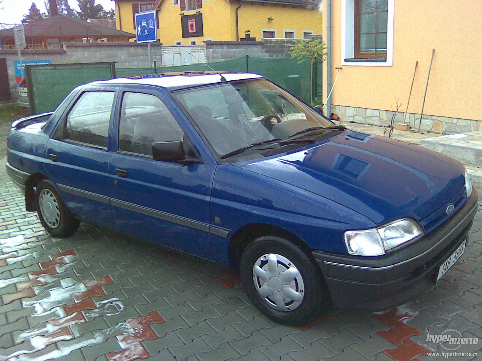 Ford Orion Diesel