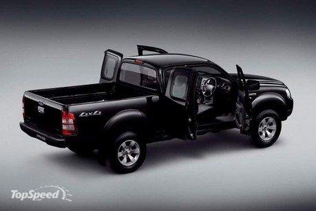 Ford Ranger SuperCab 4x4
