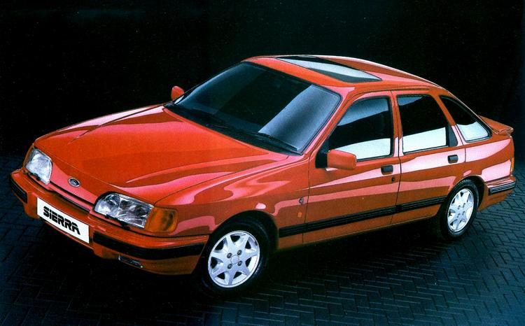 Ford Sierra XR 4x4