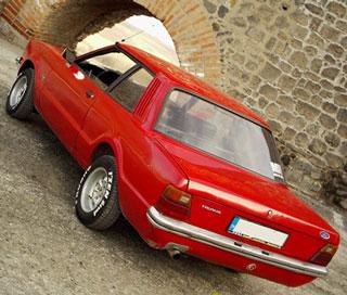 Ford Taunus 2000 V6