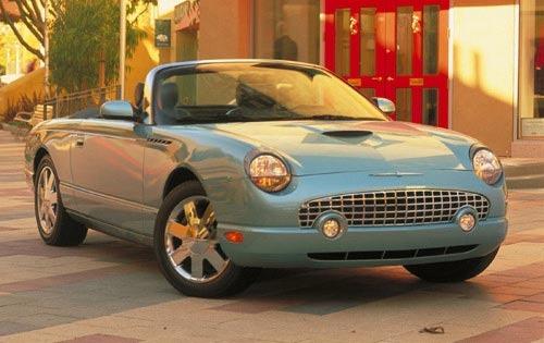 Ford Thunderbird Deluxe