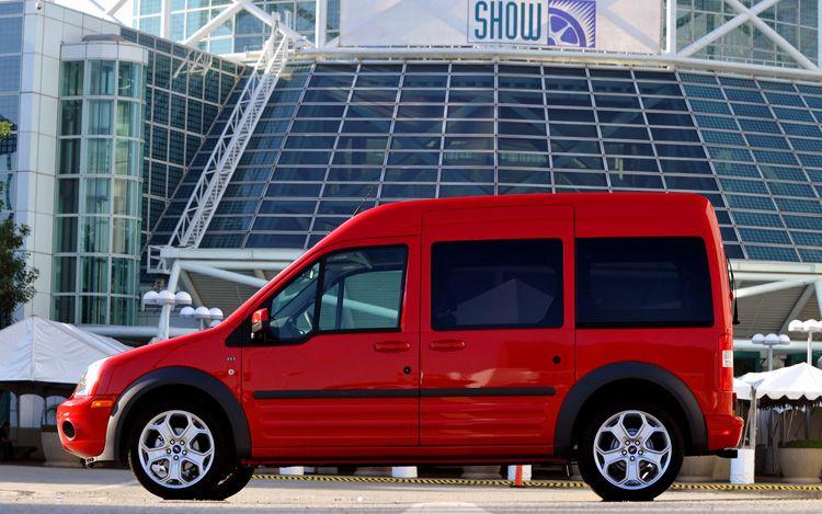 Ford Transit Connect Wagon XLT Premium