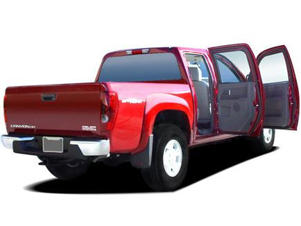 GMC Canyon Crew Cab 4WD SLE-1