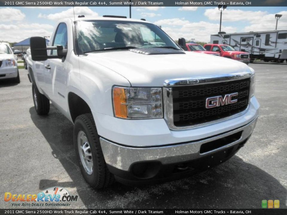 GMC Sierra 2500HD Regular Cab
