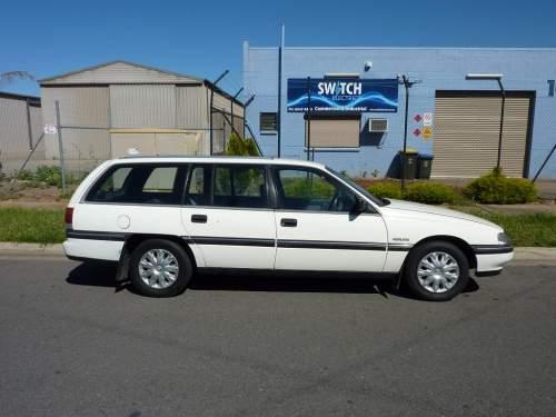 Holden Berlina II II Wagon