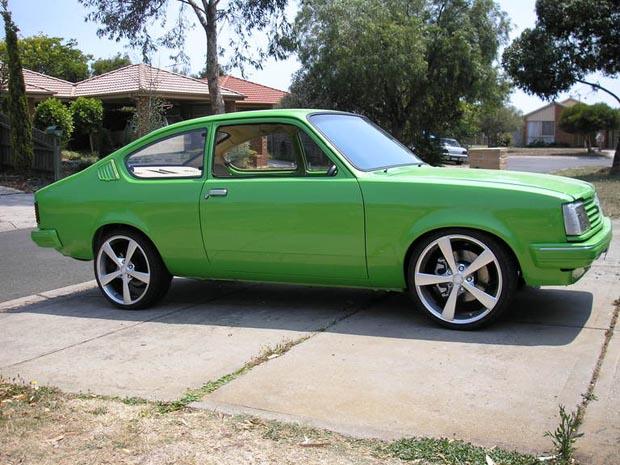 Holden RB Gemini