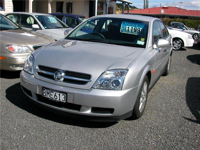 Holden Vectra Hatchback