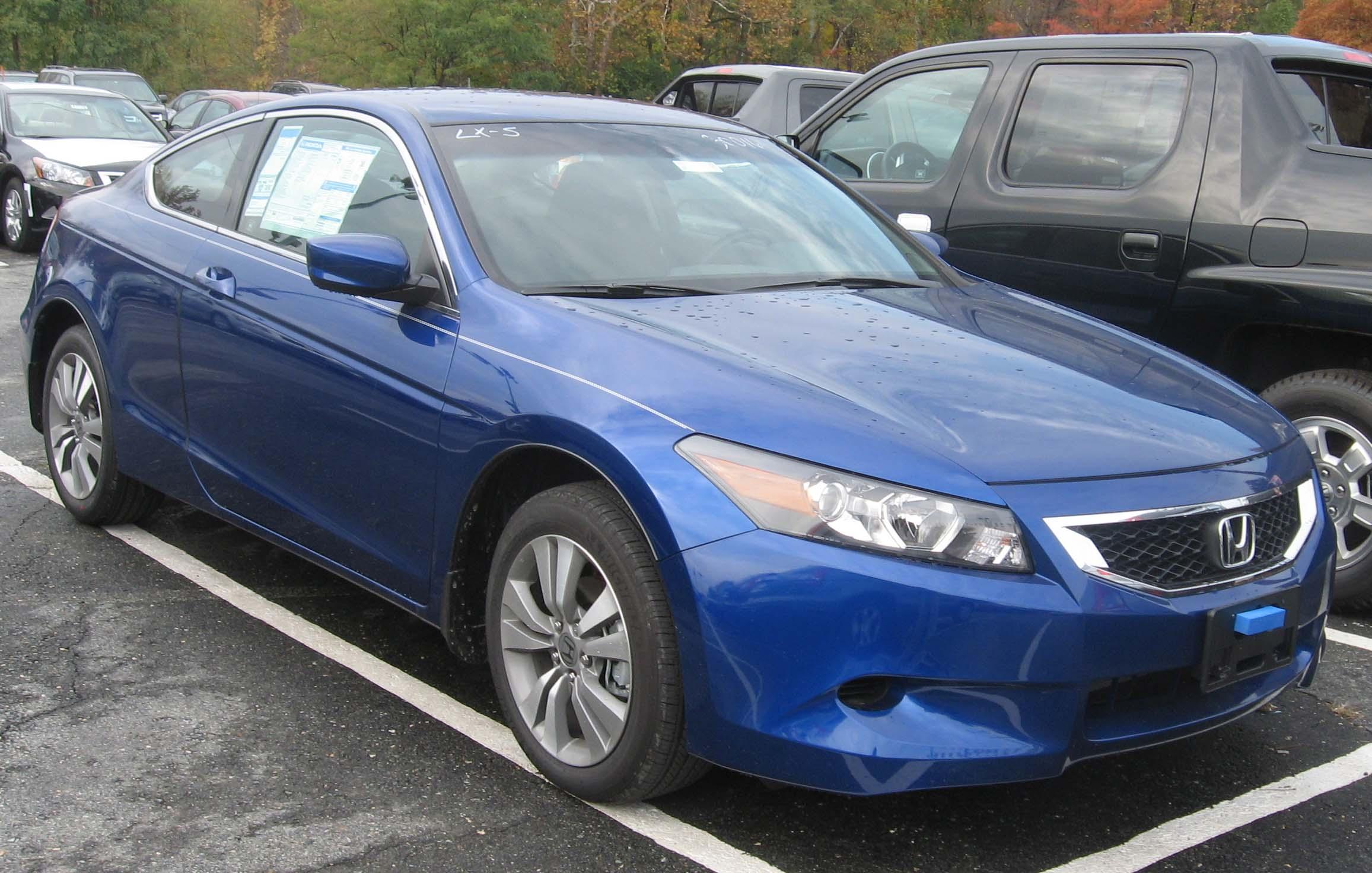 Honda Accord Coupe LX-S