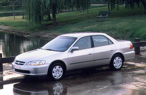 Honda Accord Sedan LX SE