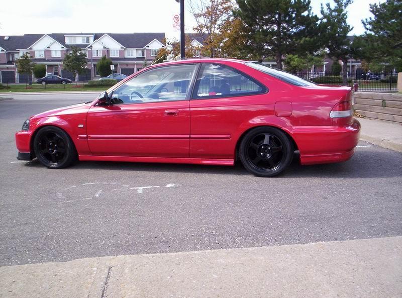 Honda Civic DX Automatic