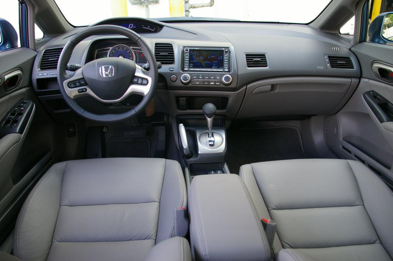 Honda Civic EX-L