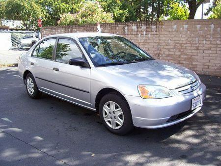 Honda Civic Sedan DX