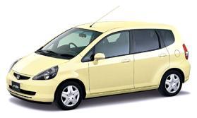 Honda Fit W