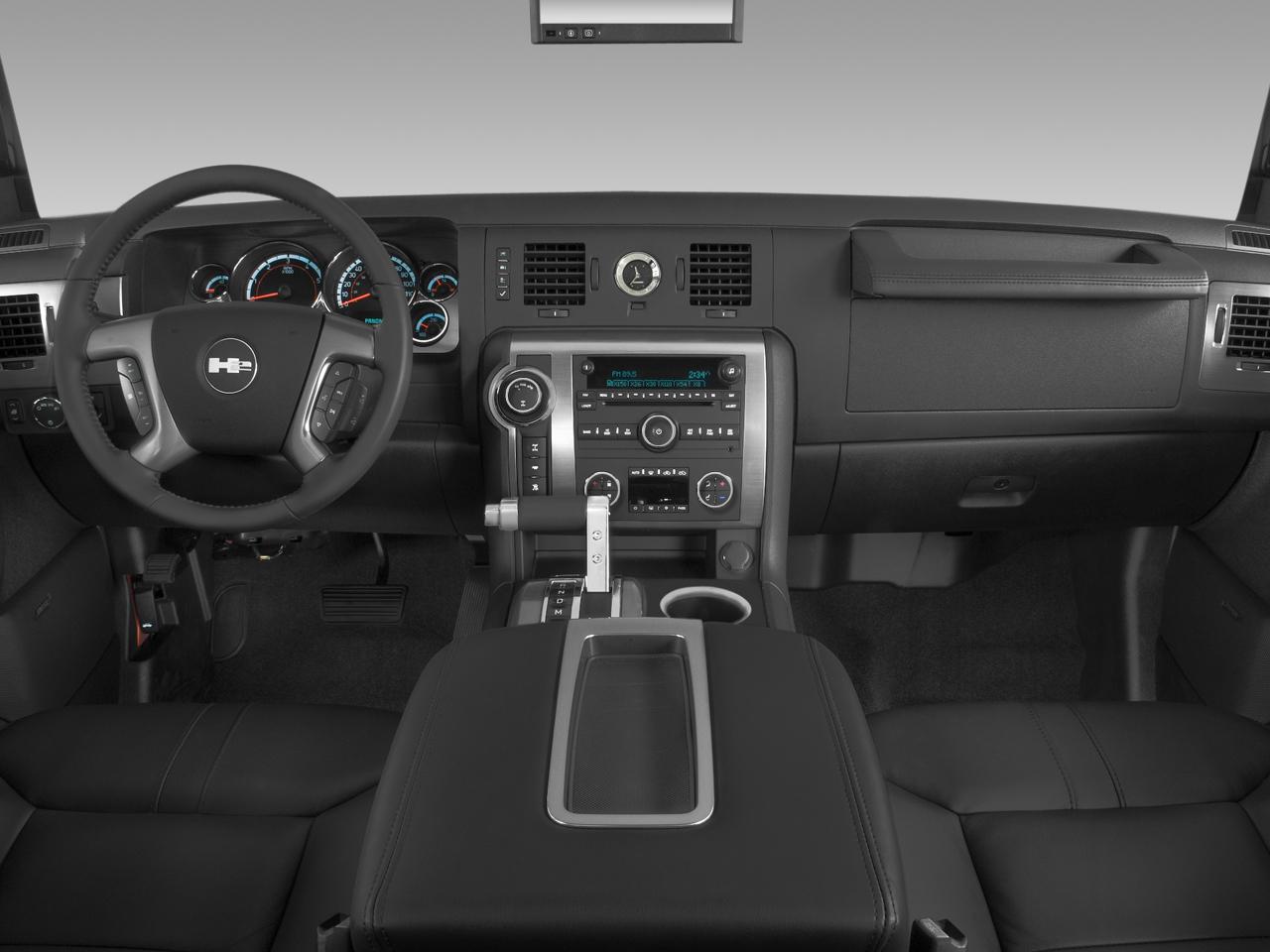 Hummer H2 SUV Luxury