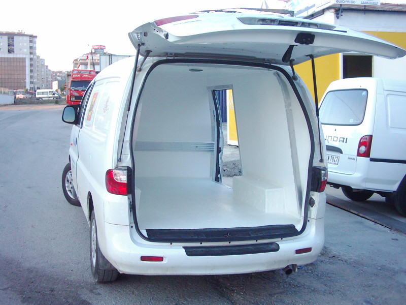 Hyundai Panel Van