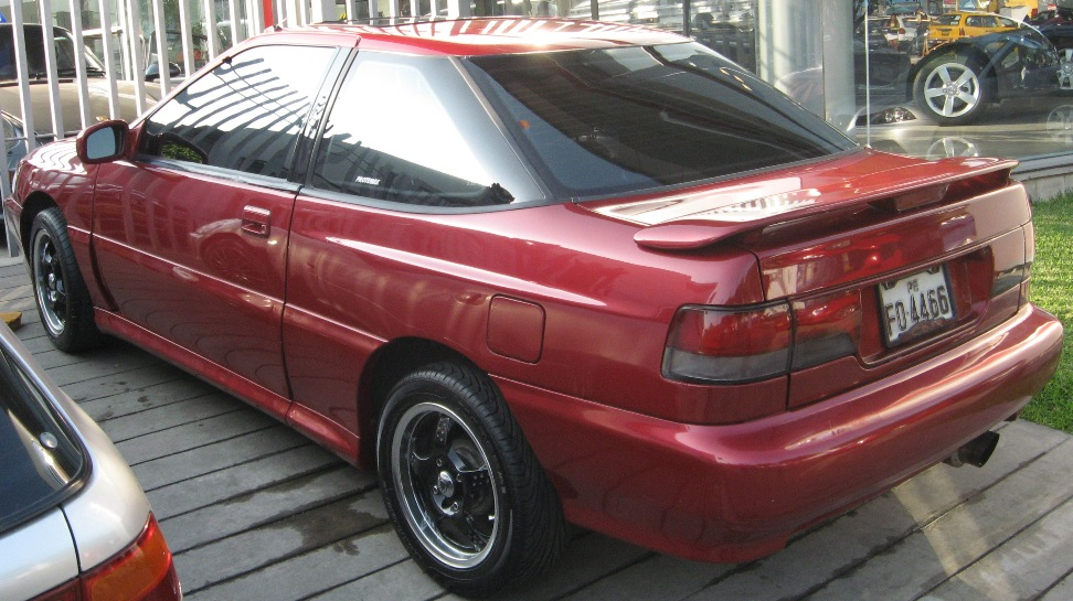 Hyundai S Coupe GT