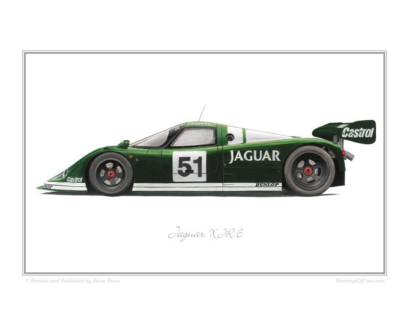 Jaguar XJR 6