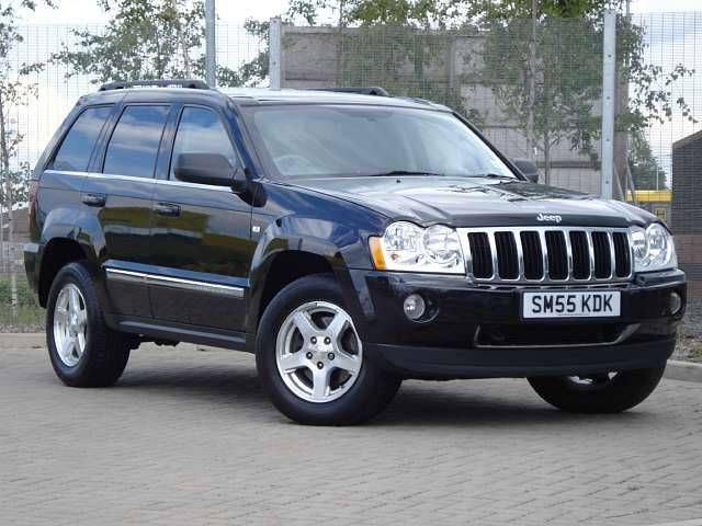 Jeep Grand Cherokee 3,0 AT Limited