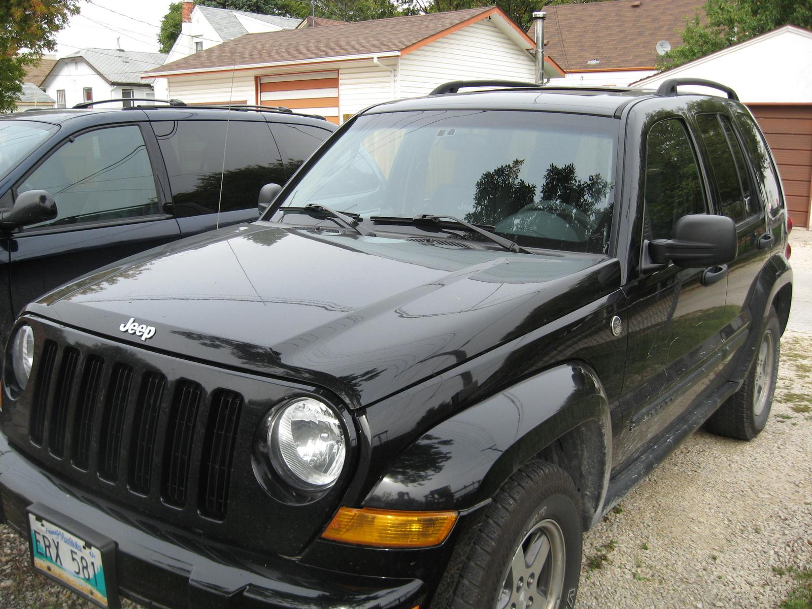 Jeep Liberty Rocky Mountain 4WD