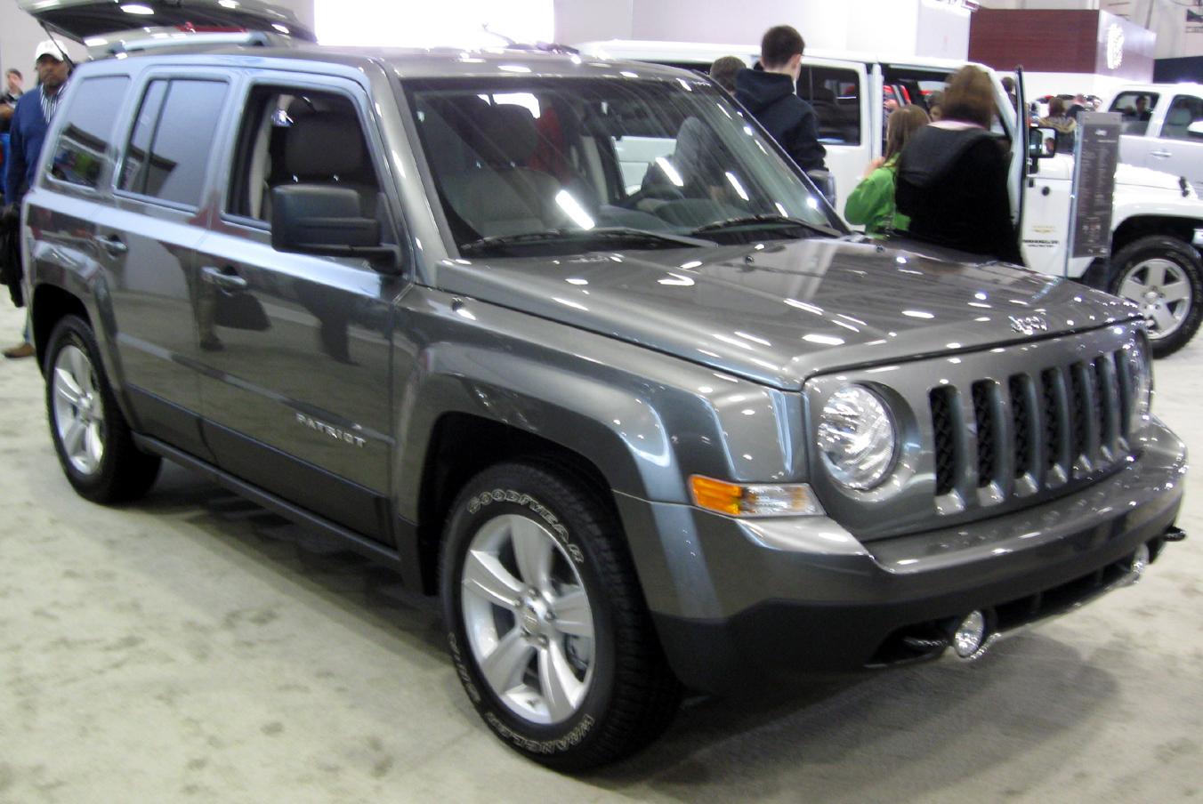 Jeep Patriot Latitude X 4WD