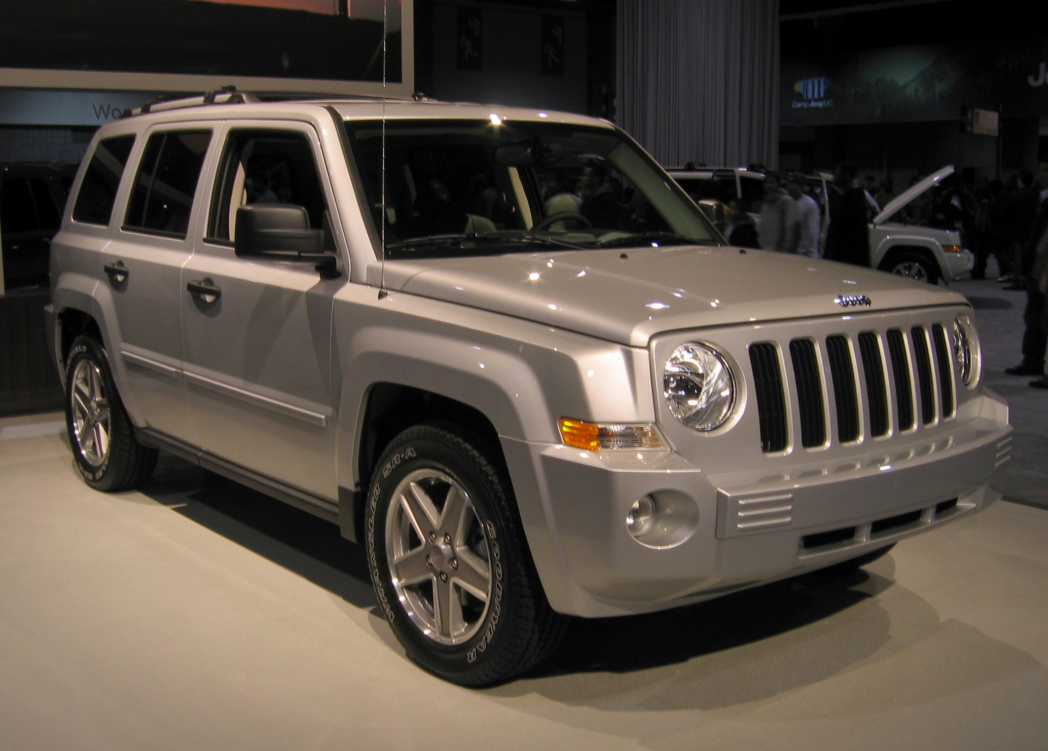 View Of Jeep Patriot Sport Photos Video Features And Tuning Of Vehicles Gr8autophoto Com