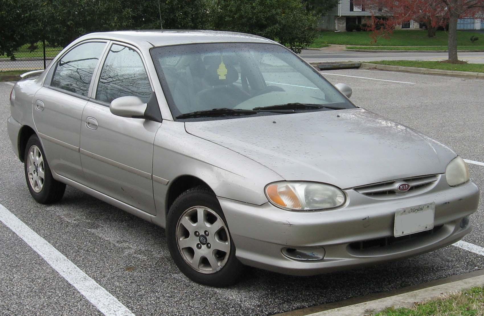 Kia Sephia II
