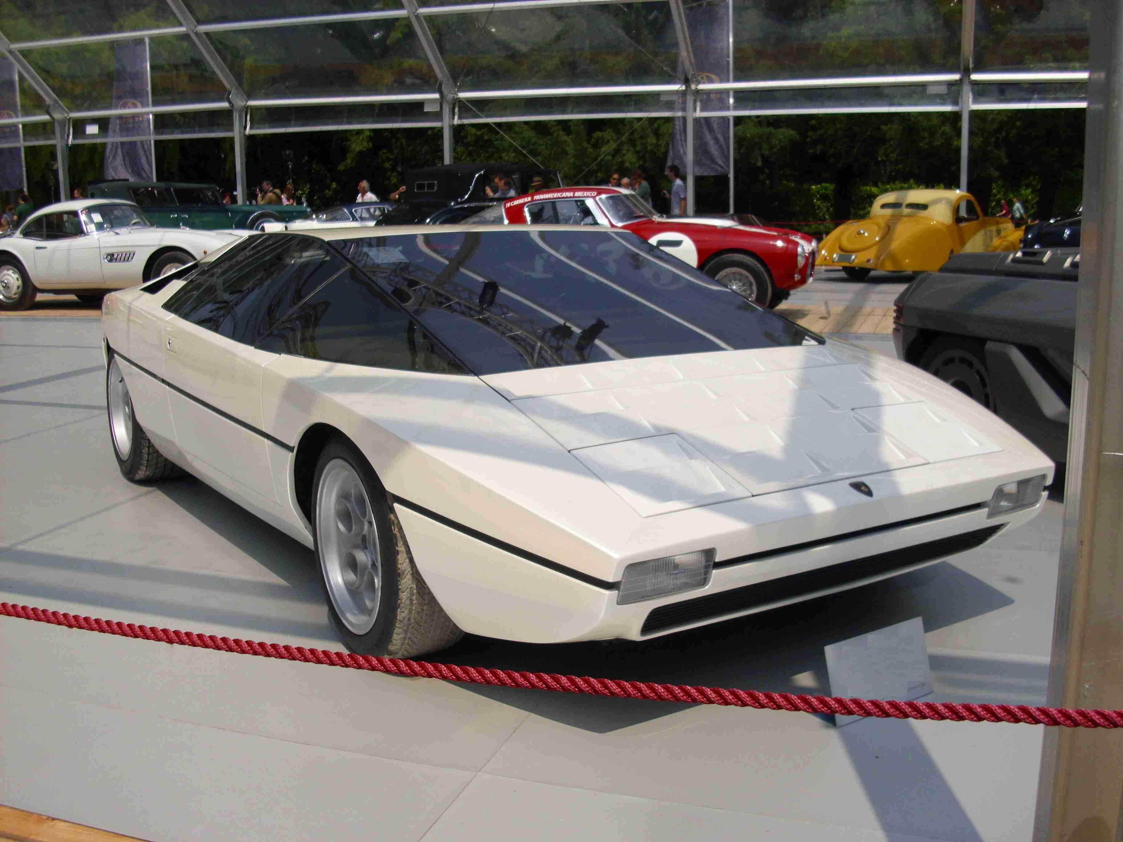 Lamborghini Bravo