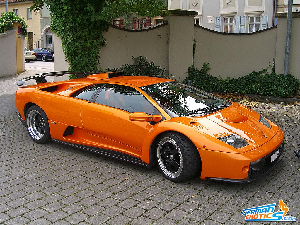 Lamborghini Diablo GT 2
