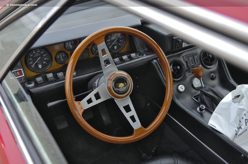 Lamborghini Jarama 400 GTS