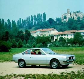 Lancia Beta 2000