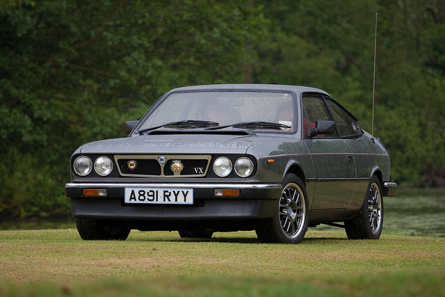 Lancia Beta Coupe VX