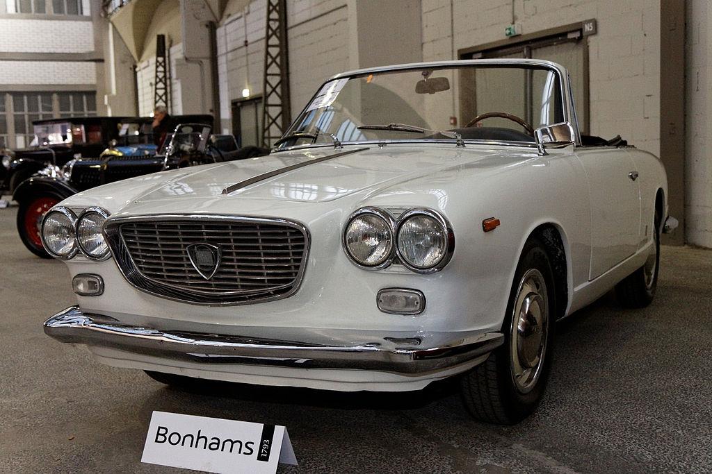 Lancia Flavia Convertible